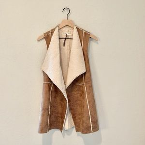 NWOT Knox Rose Polyester Vest